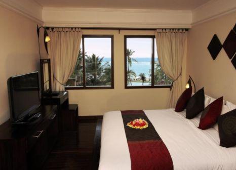 Hotelzimmer mit Volleyball im Hotel Nikko Bali Benoa Beach