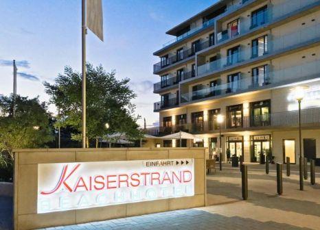 SEETELHOTEL Kaiserstrand Beachhotel 86 Bewertungen - Bild von FTI Touristik
