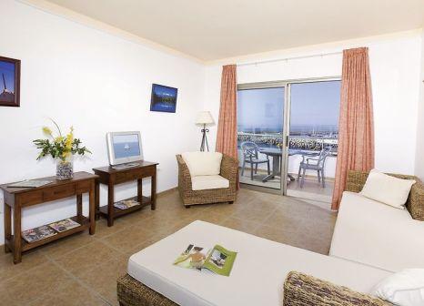 Hotelzimmer mit Volleyball im Gema Aguamarina Golf Appartements