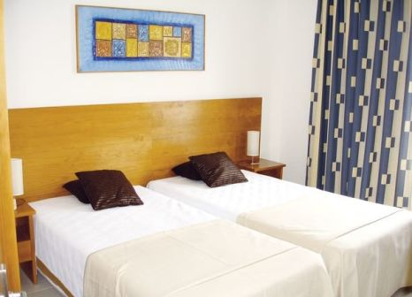 Hotelzimmer mit Golf im Apartments Acorsonho