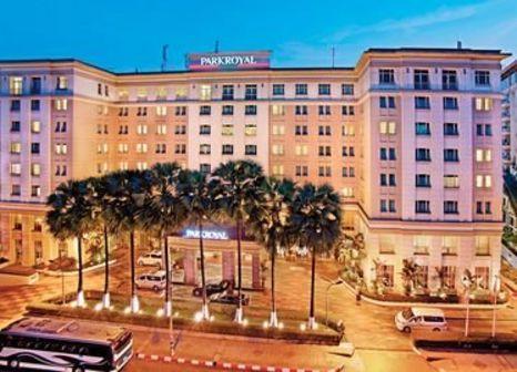 Hotel PARKROYAL Yangon günstig bei weg.de buchen - Bild von FTI Touristik