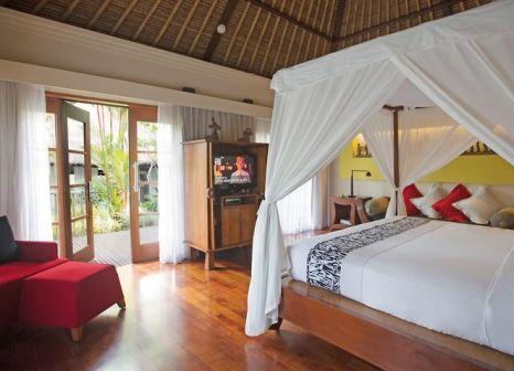 Hotelzimmer mit Yoga im Maya Ubud Resort Bali
