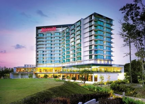 Hotel Rayong Marriott Resort & Spa günstig bei weg.de buchen - Bild von FTI Touristik