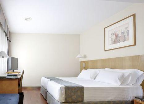 Hotelzimmer mit Restaurant im NH Rambla de Alicante
