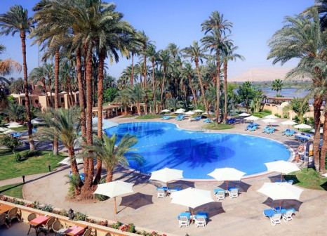 Hotel Mercure Luxor Karnak in Oberägypten - Bild von FTI Touristik