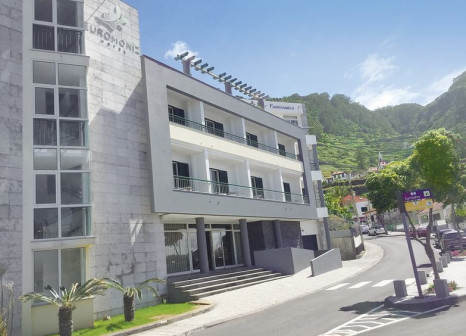 Hotel Euro Moniz in Madeira - Bild von FTI Touristik