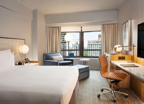 Hotelzimmer mit Aerobic im New York Hilton Midtown