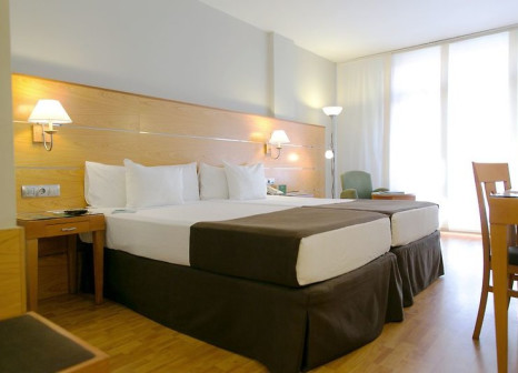 Hotelzimmer mit Mountainbike im Exe Las Palmas