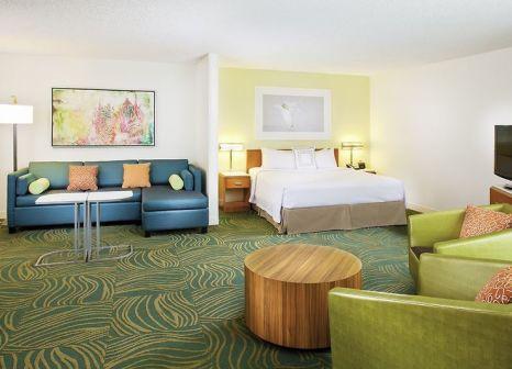 Hotelzimmer mit Familienfreundlich im SpringHill Suites Orlando Lake Buena Vista in Marriott Village