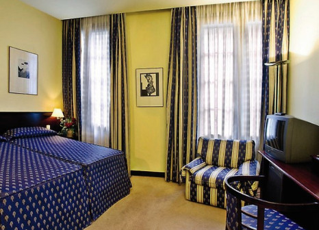 Hotelzimmer mit Klimaanlage im Hotel Atlantis