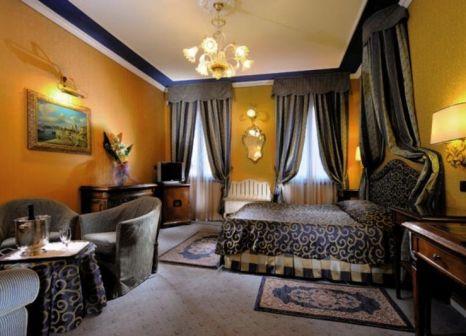 Hotelzimmer mit Klimaanlage im Hotel Ca' dei Conti