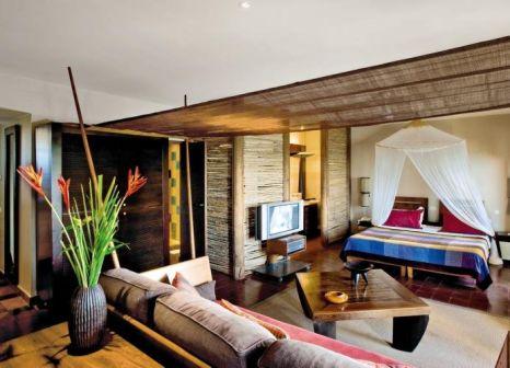 Hotelzimmer mit Golf im Le Cap Est Lagoon Resort & Spa