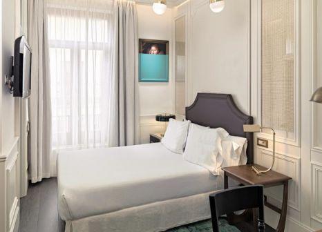 Hotelzimmer mit Restaurant im H10 Villa de la Reina