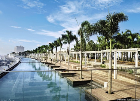 Hotel Marina Bay Sands Singapore in Singapur - Bild von FTI Touristik