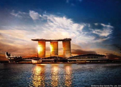 Hotel Marina Bay Sands Singapore günstig bei weg.de buchen - Bild von FTI Touristik