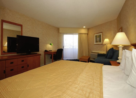 Hotelzimmer mit Fitness im Quality Inn & Suites Hermosa Beach