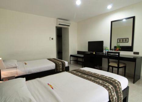 Hotelzimmer mit Fitness im Legong Keraton Beach
