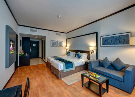 Grandeur Hotel in Dubai - Bild von FTI Touristik