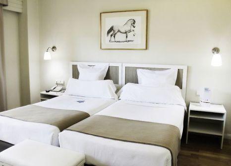 Hotelzimmer mit Golf im Hotel Jerez & Spa