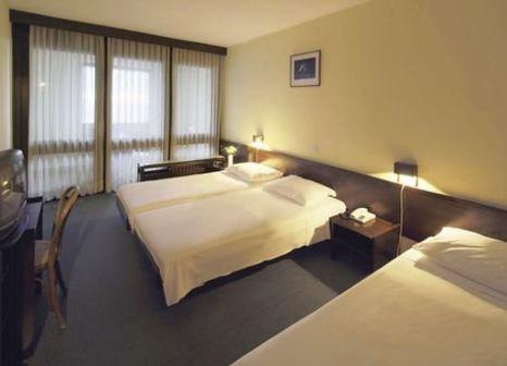 Hotelzimmer mit Tischtennis im Podgorka