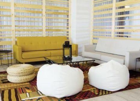 Hotelzimmer mit Volleyball im Star inn Peniche