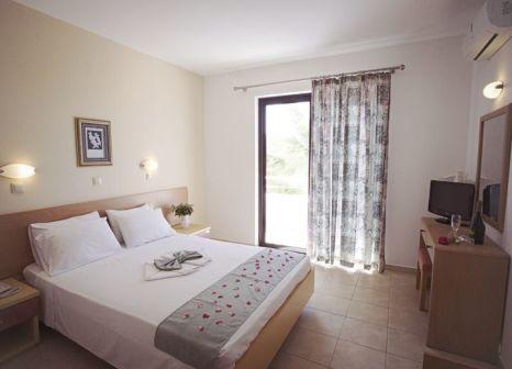 Hotelzimmer mit Tennis im Meliton Hotel