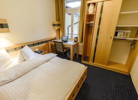Hotelzimmer mit Tischtennis im Arenas Resort Victoria-Lauberhorn
