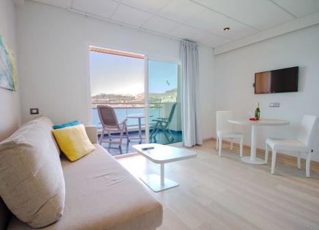 Hotelzimmer mit Tischtennis im Hotel Servatur Green Beach