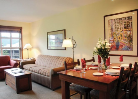 Hotelzimmer mit Fitness im Blackcomb Springs Suites