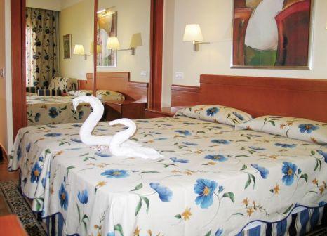 Hotelzimmer mit Mountainbike im Coral Cotillo Beach