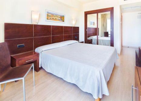 Hotelzimmer mit Mountainbike im THB Sur Mallorca