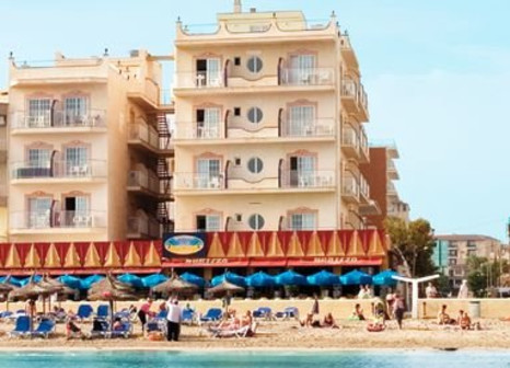 Hotel JS Horitzó günstig bei weg.de buchen - Bild von FTI Touristik