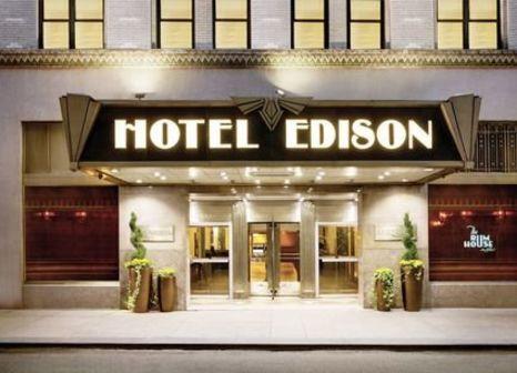Hotel Edison New York in New York - Bild von FTI Touristik