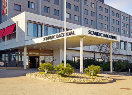 Hotel Scandic Backadal günstig bei weg.de buchen - Bild von FTI Touristik