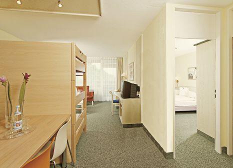 Hotelzimmer mit Volleyball im Rhön Park Hotel