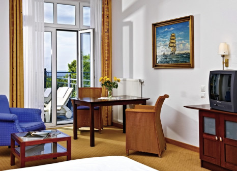 Hotelzimmer mit Fitness im Hotel Hanseatic Rügen & Villen