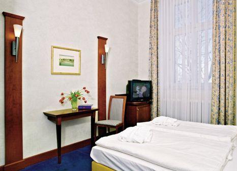 Hotelzimmer mit Sandstrand im Hotel Seeschlösschen
