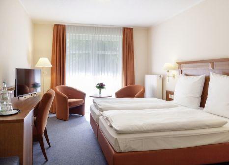 Hotelzimmer mit Fitness im Schloßhotel Althörnitz