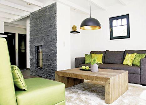 Hotelzimmer mit Minigolf im Van der Valk Naturresort Drewitz