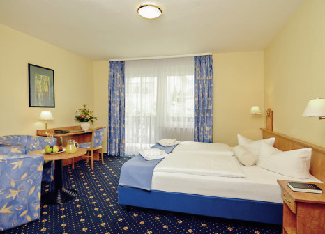 Hotelzimmer mit Fitness im Ostseehotel - Villen im Park