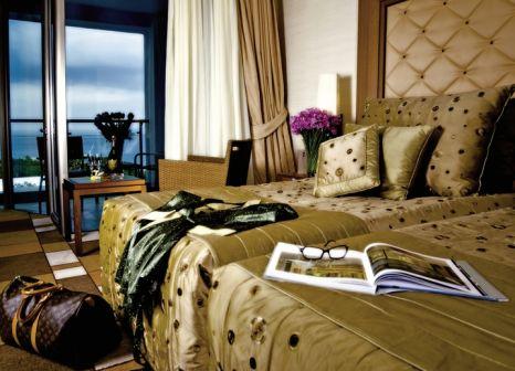 Hotelzimmer mit Yoga im Rixos Sungate