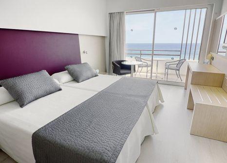 Hotelzimmer mit Volleyball im Playa del Moro