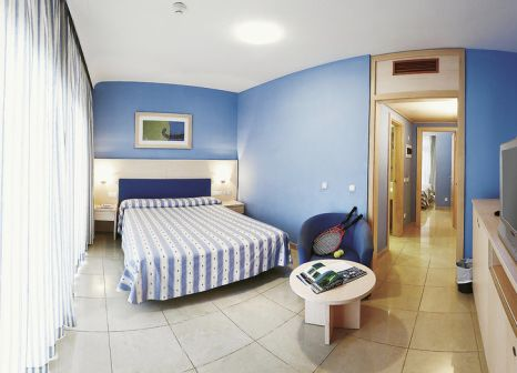 Hotelzimmer mit Golf im Gloria Palace San Agustín Thalasso & Hotel
