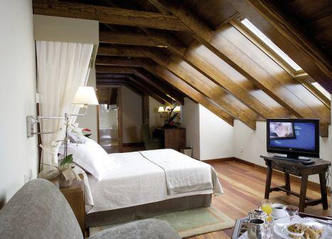 Hotelzimmer mit Golf im Parador de Cruz de Tejeda