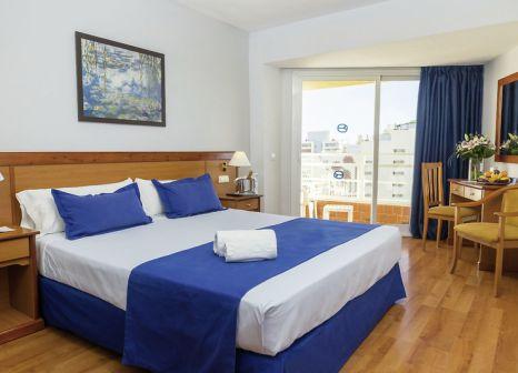 Hotelzimmer mit Tischtennis im Roc Flamingo Hotel