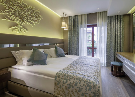 Hotelzimmer mit Minigolf im Club Grand Aqua