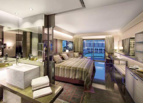 Hotelzimmer mit Volleyball im Rixos Premium Belek