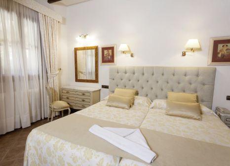 Hotelzimmer mit Tischtennis im Posada de's Moli