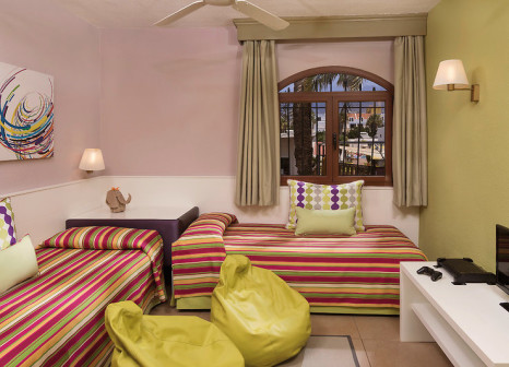 Hotelzimmer mit Yoga im HD Parque Cristobal Tenerife