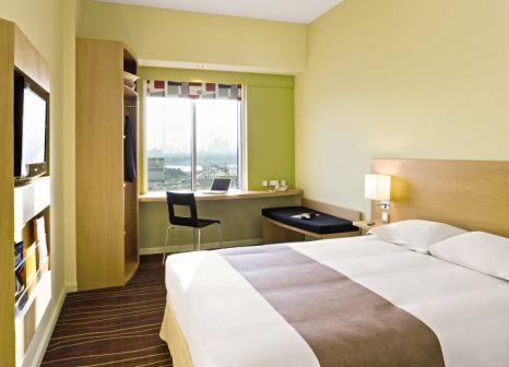 Hotelzimmer mit Animationsprogramm im ibis Dubai Al Rigga